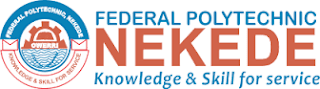 2017/2018 Federal Poly Nekede  HND & ND  Part-Time Admission Form
