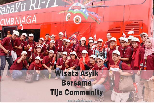 Wisata Asyik Bersama Tije Community