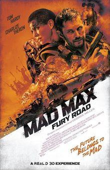 Sinopsis dan Jalan Cerita Film Mad Max: Fury Road