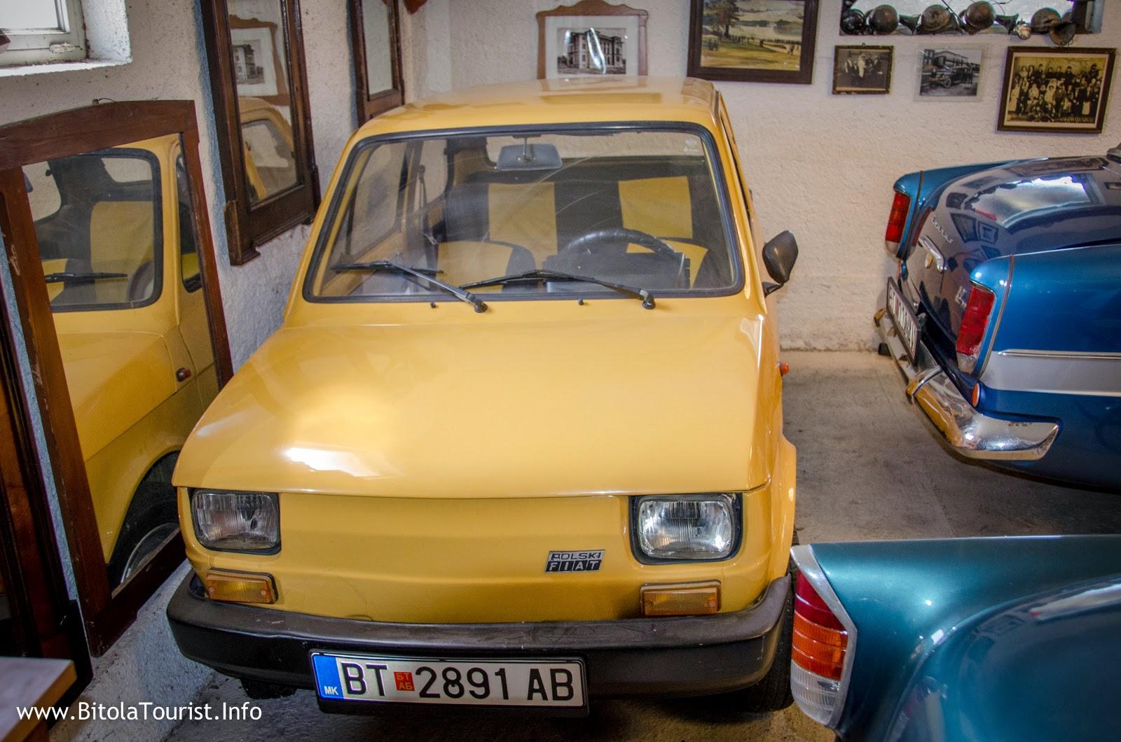 "Auto and Ethno Museum - Krklino "" Filip"""