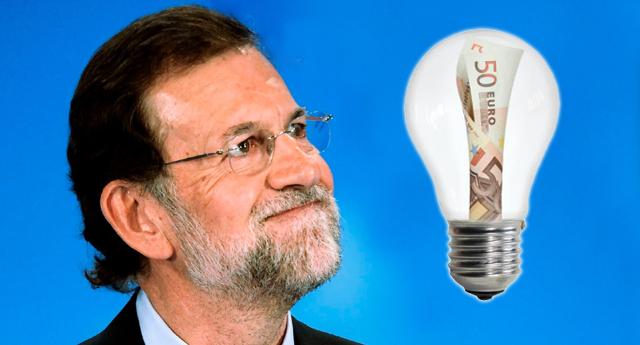 El precio de la electricidad continúa su escalada y repunta otro 2,5% para este viernes