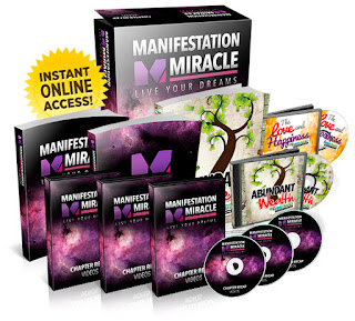 Manifestation Miracle  |  Live Your Dreams   |   Create Your Dream Future Today