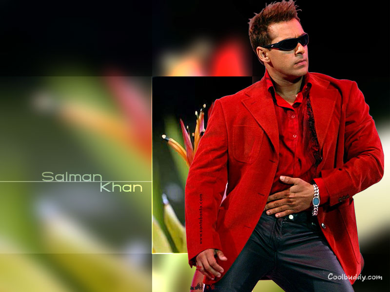 Salman Khan Wallpaper Salman Khan Red Shirt , 800 X 600-8655