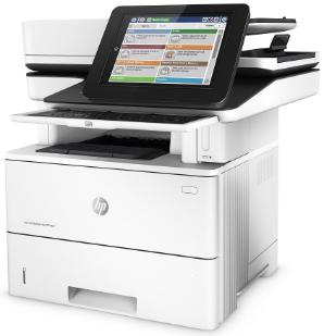 Télécharger HP Color LaserJet Enterprise Flow MFP M577z Pilote Pour Windows et Mac