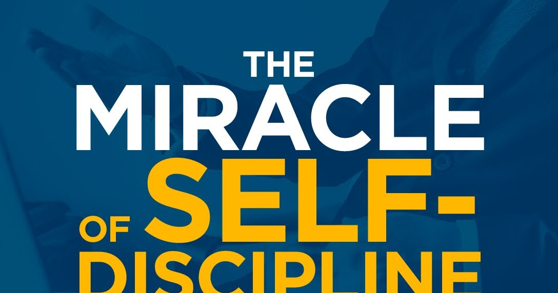 Brian Tracy Miracle Of Self Discipline Pdf