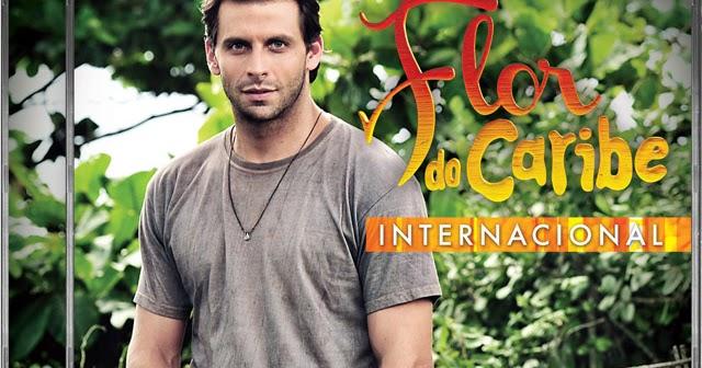 cd trilha sonora de flor do caribe internacional