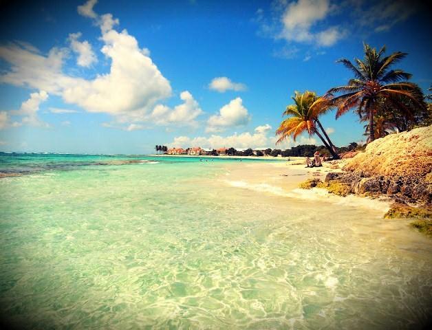 PETITS PARADIS: Plage Des Raisins Clairs, Guadeloupe