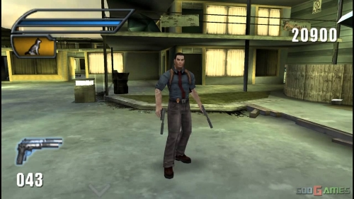 Download Dead to Rights Reckoning PSP ISO