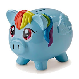 MLP Piggy Bank Rainbow Dash Figure by FAB Starpoint