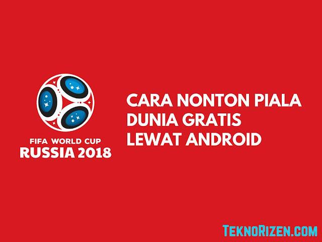 Tutorial Nonton Piala Dunia 2019 Gratis di Android 5