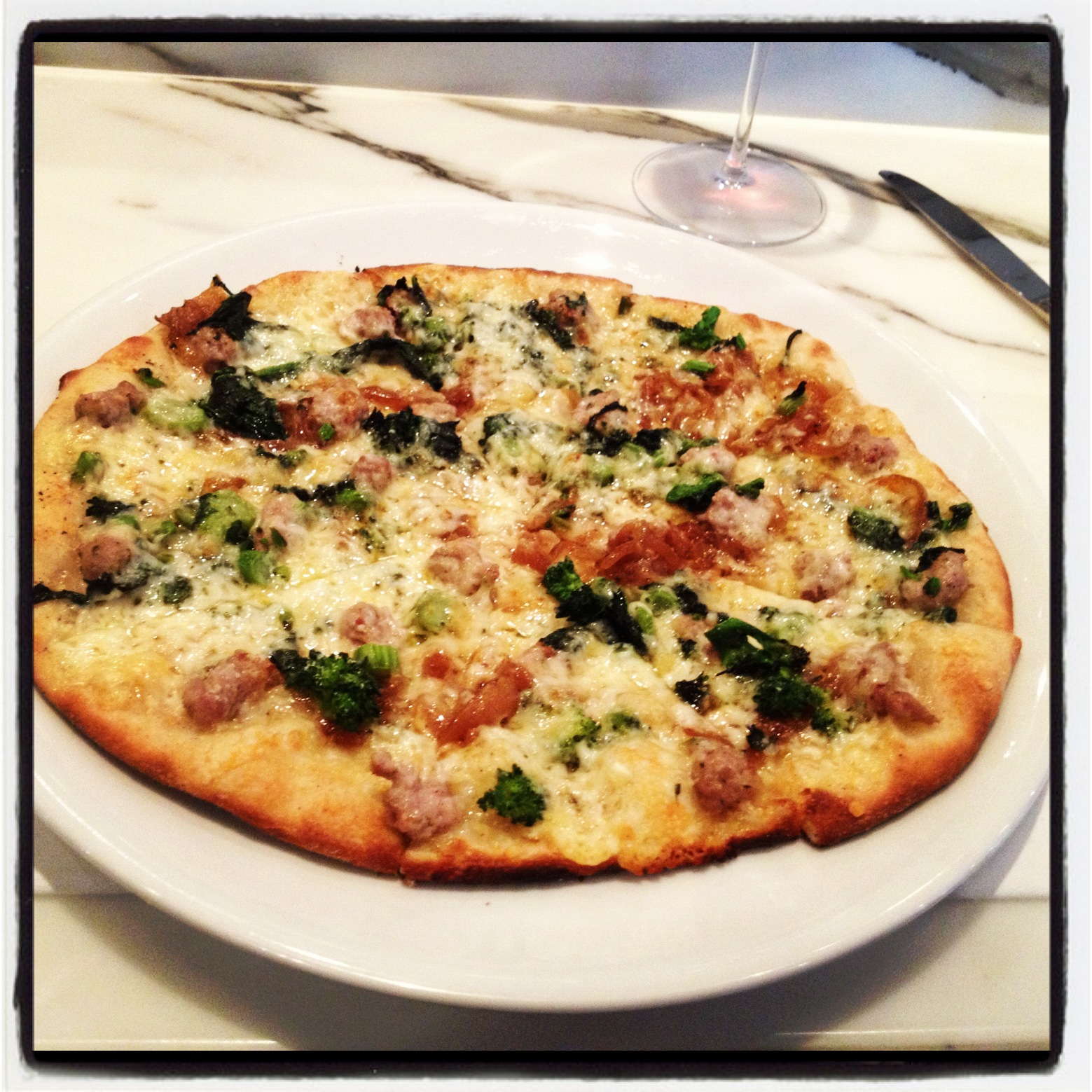The Chowfather: Tiers Of Pizza
