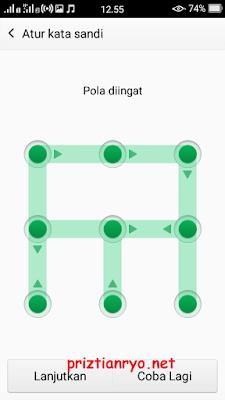 22 Pola Lock Screen Tersulit Untuk Android