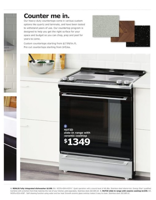 ikea flyer march 5 april 6 2018 the kitchen event weekly flyers canada. Black Bedroom Furniture Sets. Home Design Ideas
