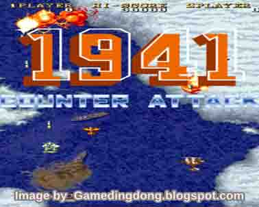 1941 Counter Attack - Game Dingdong