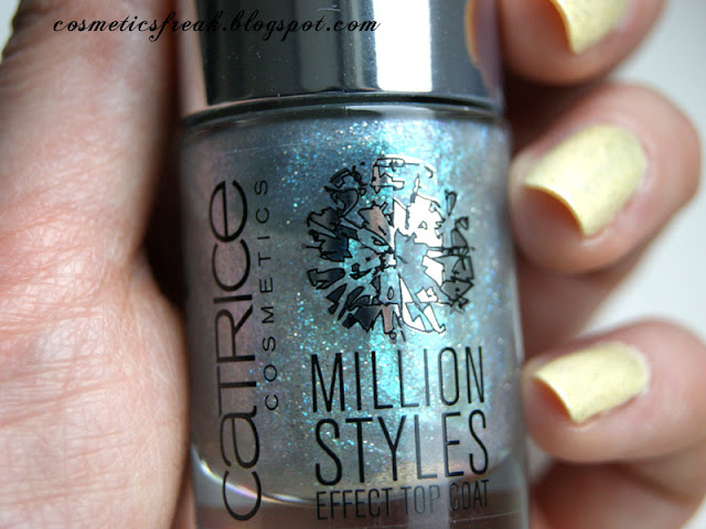 CATRICE LE MILION STYLES - TOP COAT GODFATHER OF PEARL