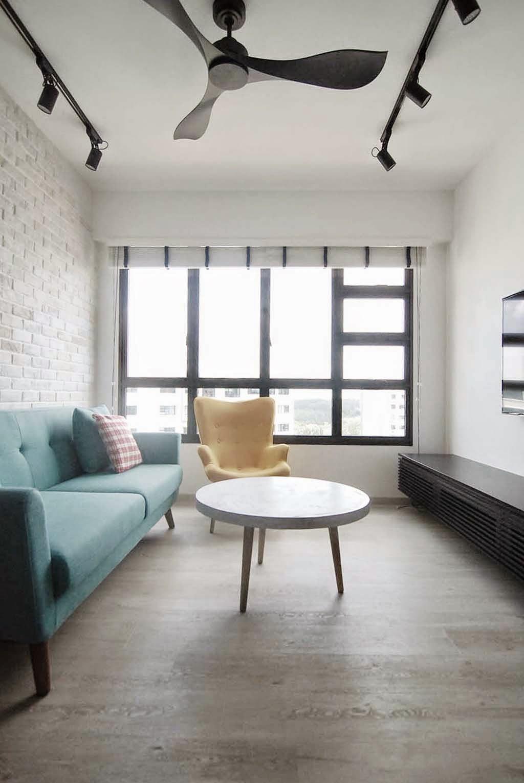 Renovation Ideas For 4a Hdb Living Room: Butterpaperstudio: Reno@Yishun Riverwalk 5 Room BTO