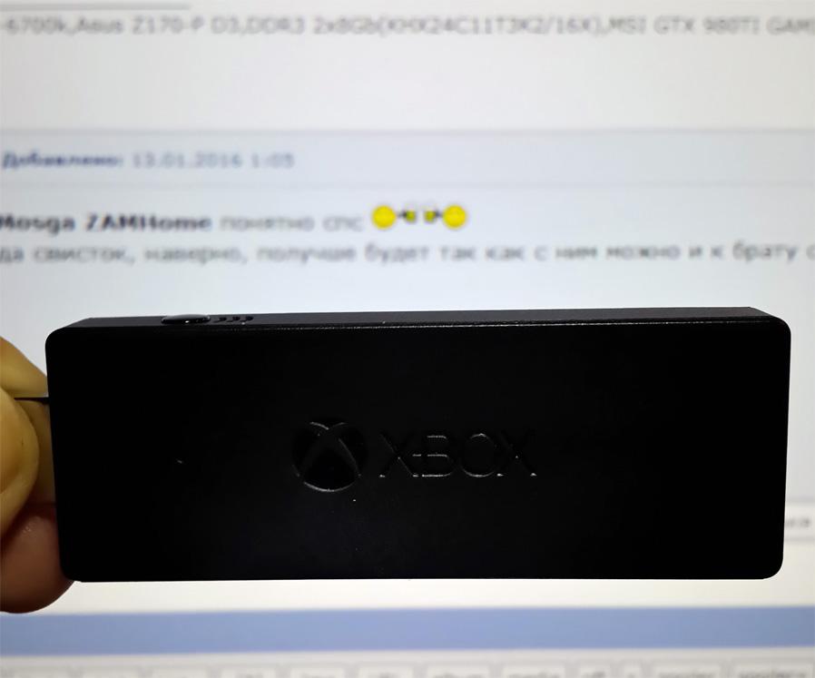 xbox 360 wireless receiver for windows 10 скачать драйвер
