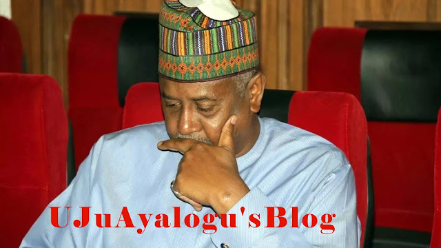 Dasuki pleads loss of memory at Metuh's trial