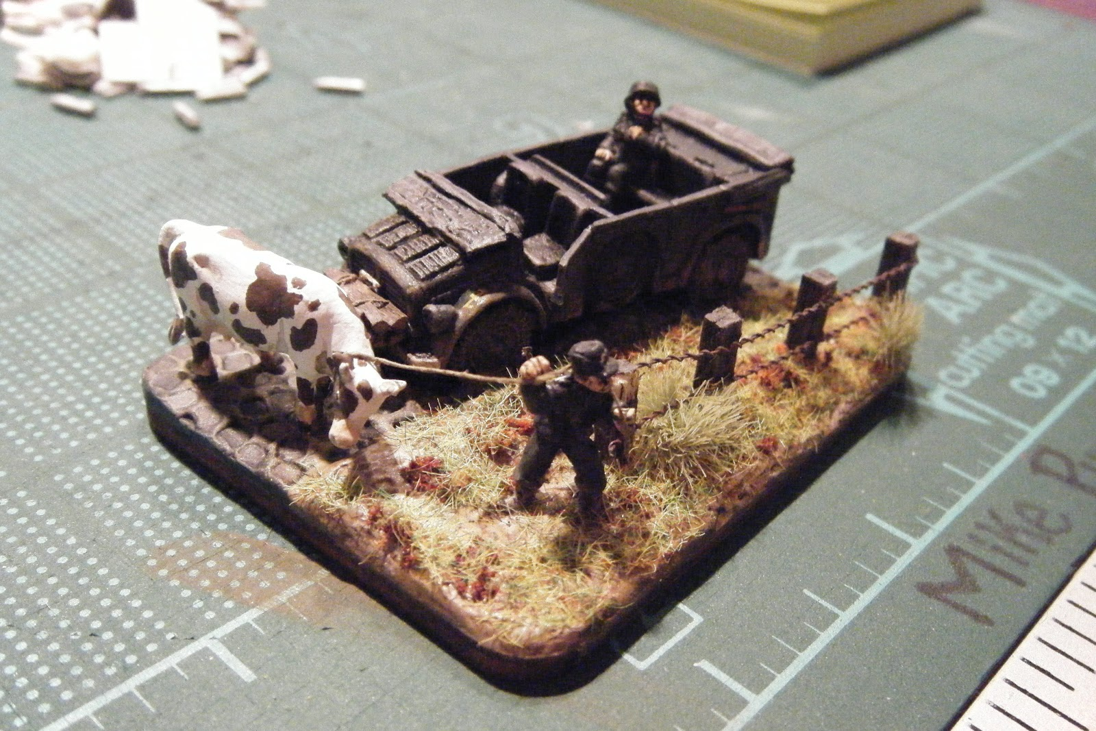 Rhinexing's 15mm Pillbox: Objective Marker Commission