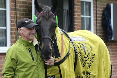 Many Clouds Grand National Winner 2015