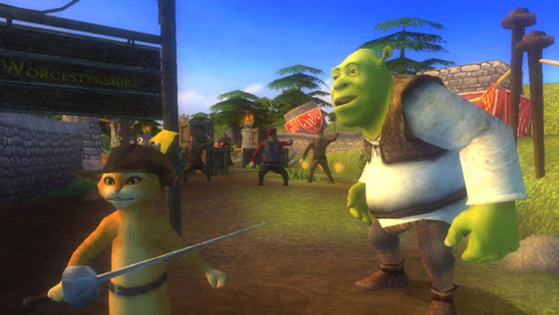 Shrek the Third PC Game