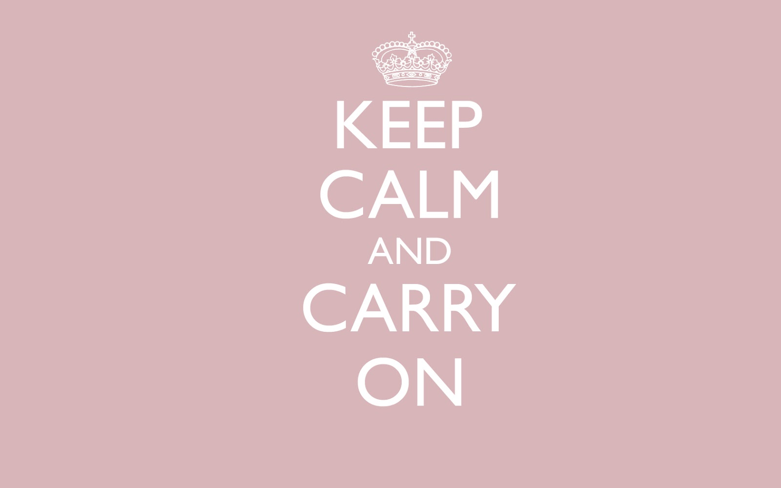 Keep+Calm+and+Carry+On+ +Pink