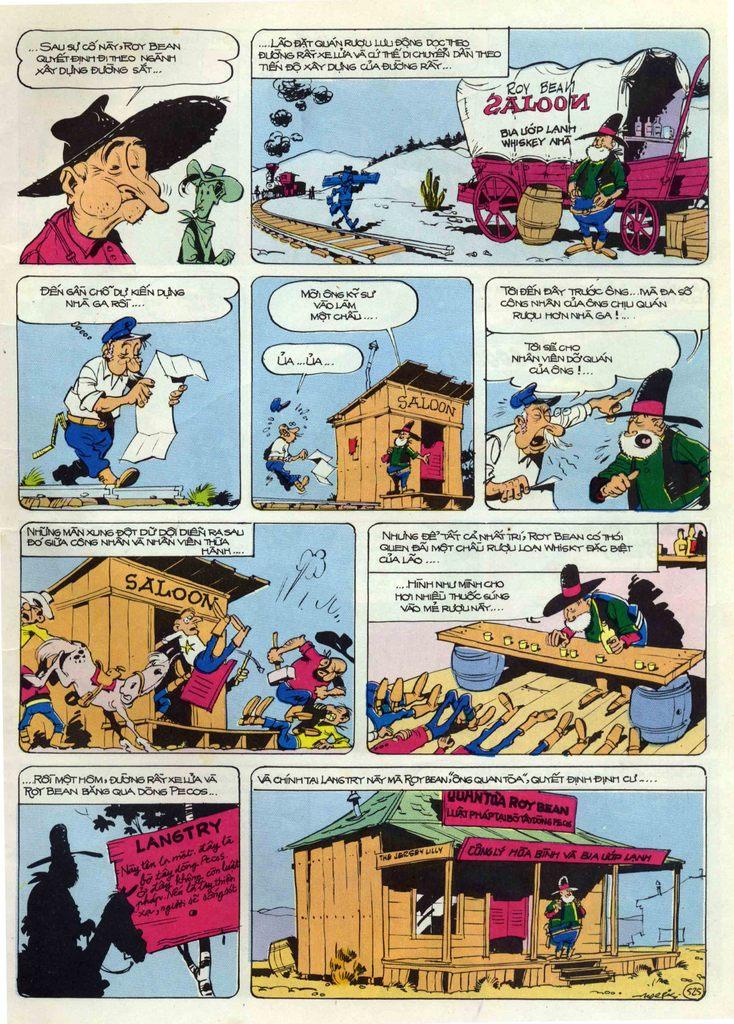 Lucky Luke tập 21 - sợi dây biết hát trang 5
