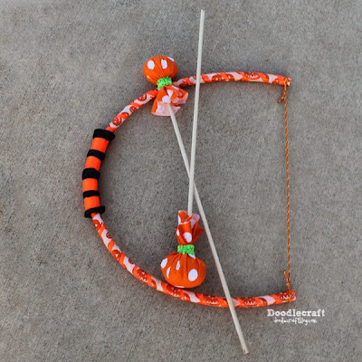 http://www.doodlecraftblog.com/2015/01/hula-hoop-bows-and-padded-arrows.html