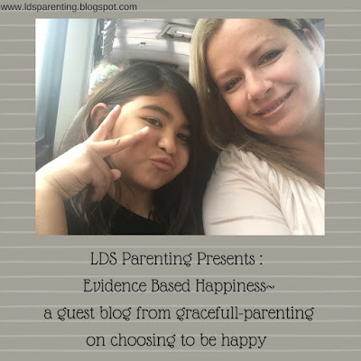 Evidence Based Happiness ~ Guest Post