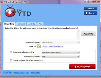 Software Crack Works: YTD Video Downloader Pro 5 5 0 2 (FULL + Crack)