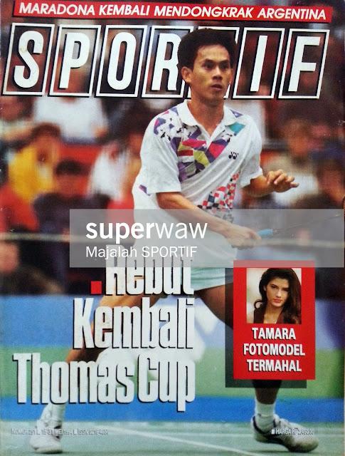 Bulutangkis Rebut Kembali Thomas Cup