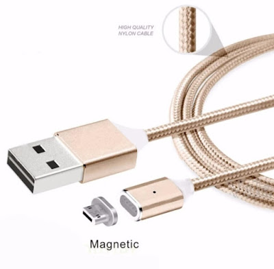 valentines gift ideas for wife philippines - magnetic charging cable