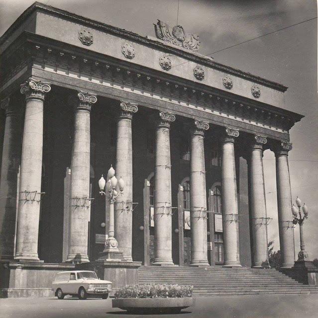VEF Kultūras pils, 20. gs. 70. - 80. gadi. Foto: Gunārs Birkmanis