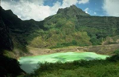 4 Keunikan dari Tempat Wisata Gunung Kelud