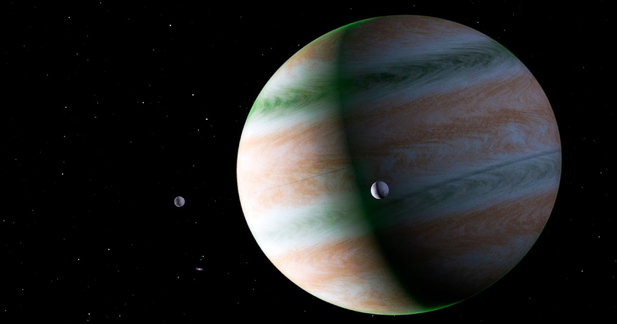 """Beyond Earthly Skies: Giant Planet Formation: """"Cold-Start ..."""