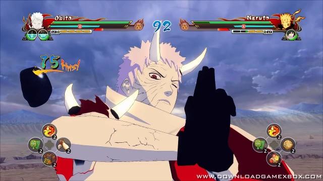NarutoShippuden: Naruto Shippuden Ultimate Ninja Storm 4