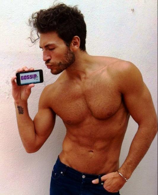 Risultato immagini per Pino Valerio nudo