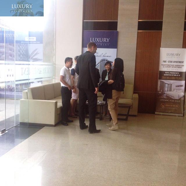 Người nước ngoài được sở hữu căn hộ Luxury Apartment
