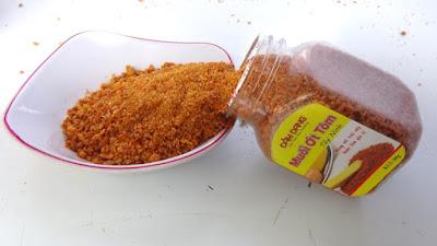 muối tôm Tây Ninh
