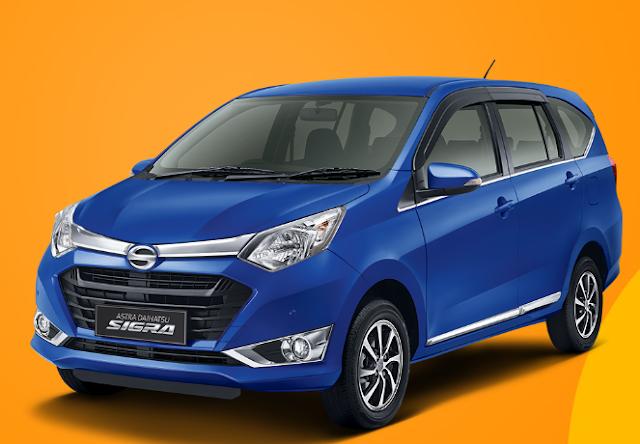 Promo Hebat Angsuran Hemat Daihatsu Sigra 2018