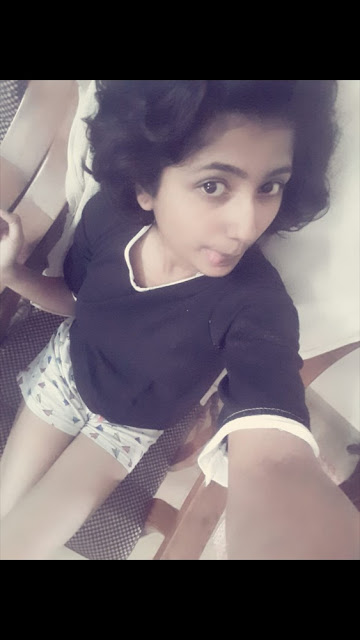 Desi Cute Tamil Girl Nude Selfie for Bf