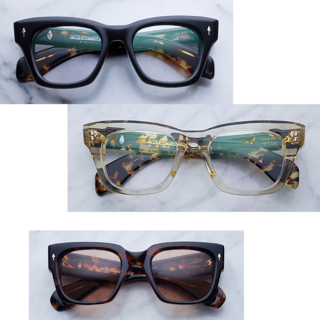 Jacques Marie Mage Handcrafted Eyewear from Japan