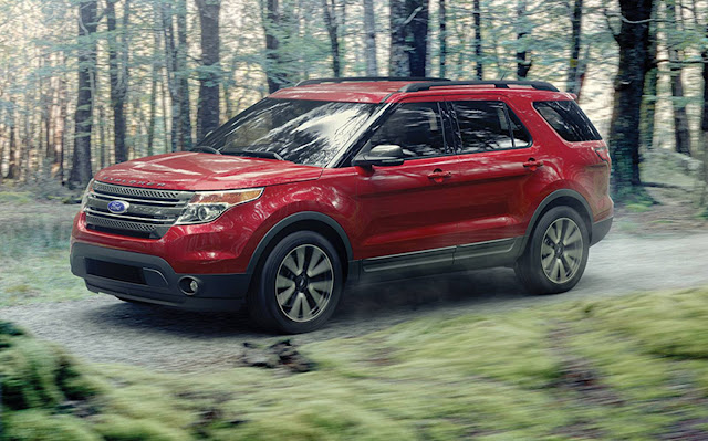 Ford Explorer x VW Atlas - Prices