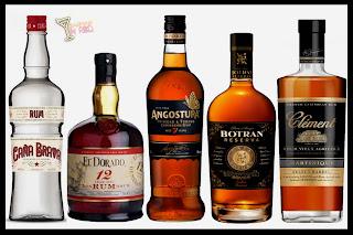 top rum