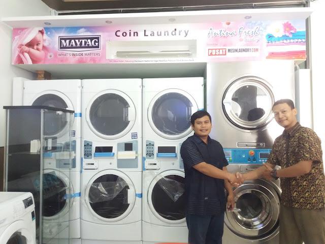 20170421_084253 Franchise Laundry Koin terpercaya