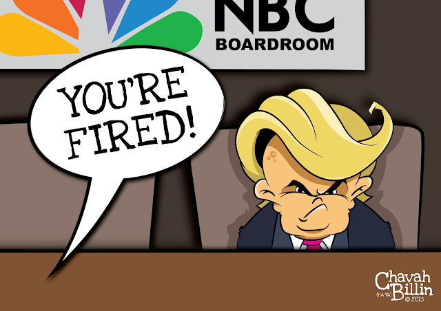 NBC Fires Trump After Racist Rant