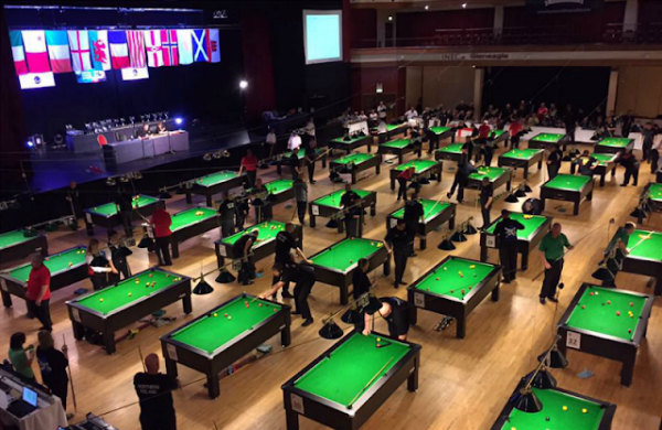 blackball pool international venue