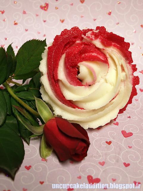 Cupcake Rose & Litchi