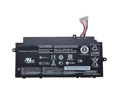 L11M3P02 batterij Lenovo Ideapad U510 U31 Touch 3ICP40/61/69-2 L11L6P01