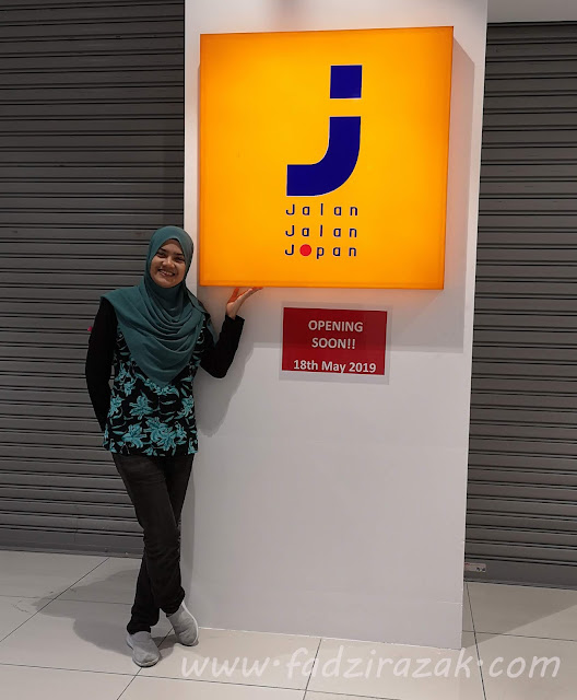 Jalan Jalan Japan @ M3 Shopping Mall